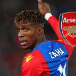 Wilfried Zaha asenal want join