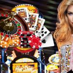 Casino Baccarat Online Girl Slot